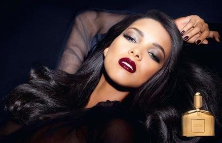 Tom Ford lanza un nuevo perfume femenino para este 2013, Sahara Noir