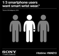 Sony nos va a presentar un nuevo Smartwatch la semana que viene