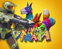 Un nuevo vídeo de 'Viva Piñata' parodia a 'Halo 3'