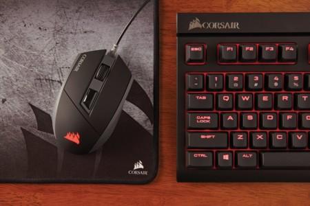 Lo nuevo de Corsair en periféricos es el mouse Katar y un mousepad MM300 Gaming