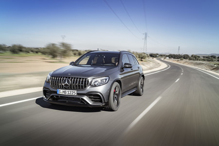 Mercedes Amg Glc 63 4matic 135