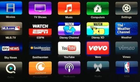 El Apple TV estrena nuevos canales