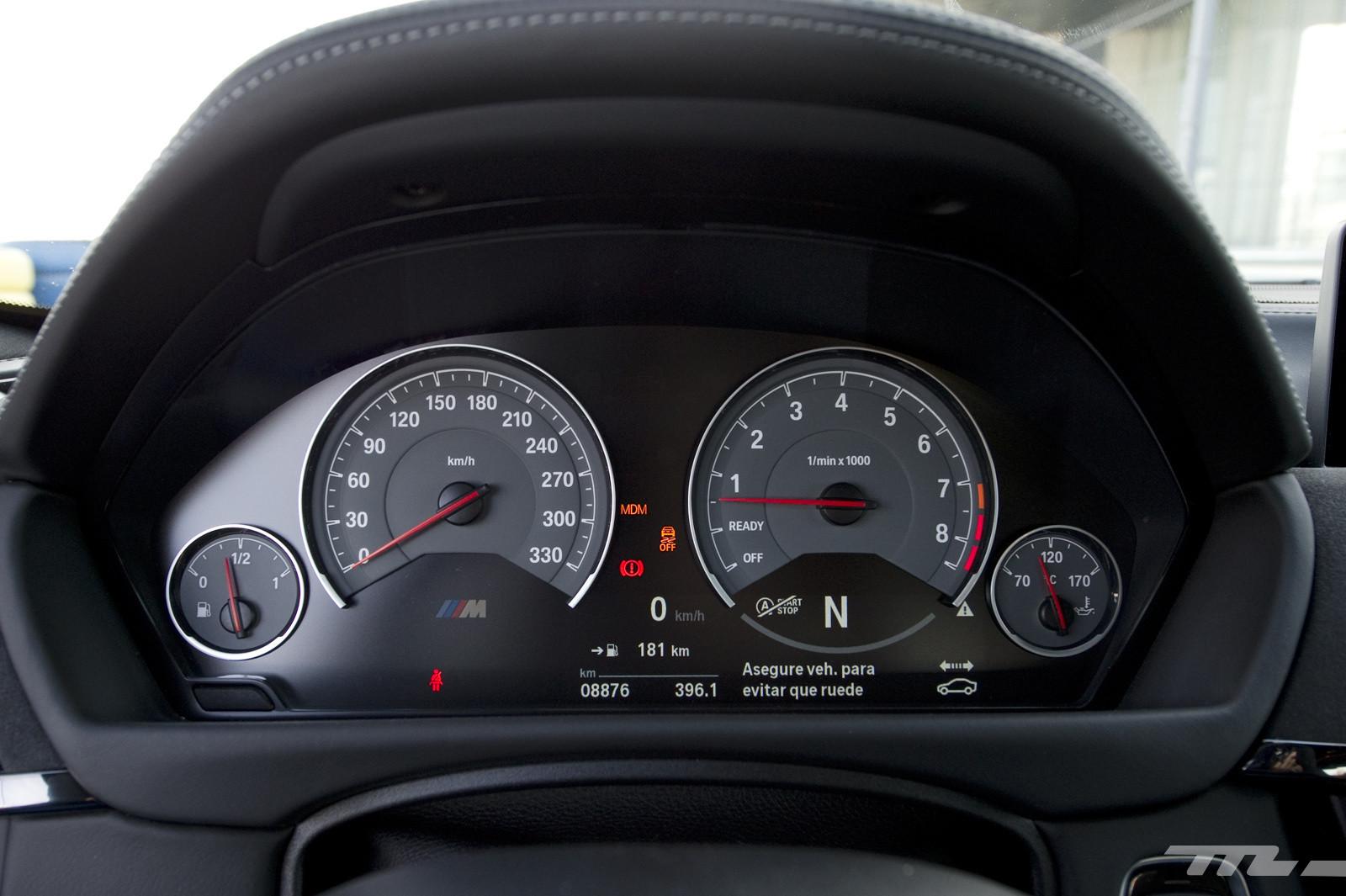 Foto de BMW M4 GTS (Prueba) (6/38)