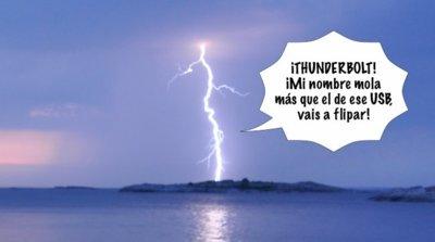Examinamos Thunderbolt: qué es y cómo puede funcionar