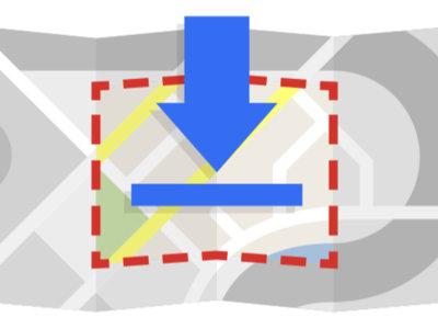 Cómo descargar los mapas de Google Maps para Android