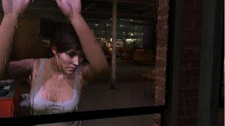 La escena de la ducha de Madison Paige de 'Heavy Rain' sin censura