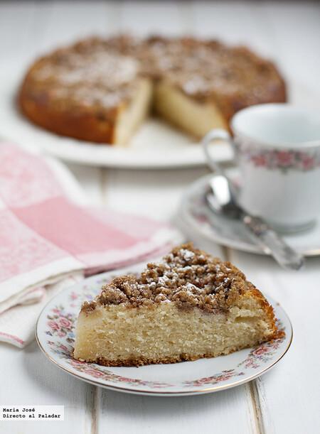 Cake de peras y nueces