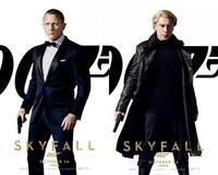 'Skyfall', carteles de la nueva película de James Bond