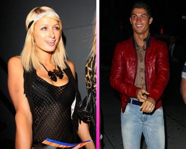 Paris Hilton lo vuelve a intentar con Cristiano Ronaldo