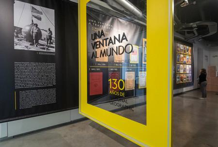 'Una ventana a mundo: 130 años de National Geographic', visitamos la muestra sobre el pasado, presente y futuro de la institución