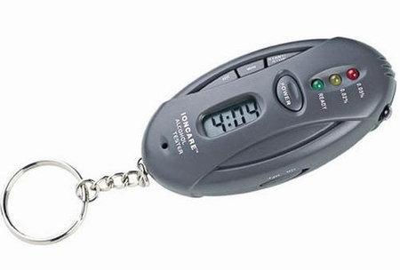 Si vas a Francia, recuerda que es obligatorio el etilómetro... aunque ya no queden desechables