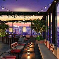 Próximamente, las mejores vistas de Nueva York desde la terraza de bar más grande en la ciudad