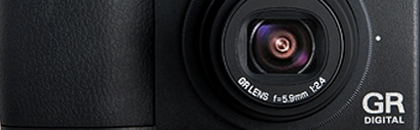 Ricoh GR Digital II, nuevo firmware 1.12