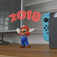 Nintendo cuida muy bien a su Nintendo Switch: 16 juegos confirmados que llegarán en 2018