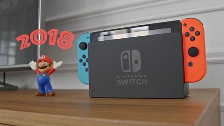 Nintendo Switch 16 Juegos Confirmados Que Llegaran En 2018