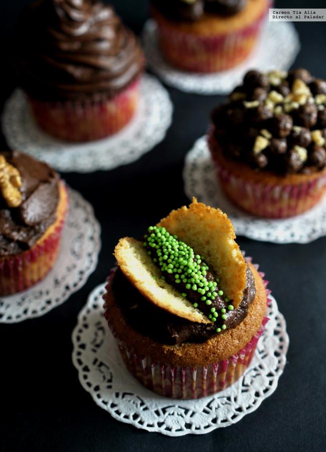 Cupcakes Una Receta Infalible Para La Masa