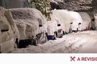 Arrancar un motor frío en invierno, el enorme esfuerzo que hace el coche cada mañana
