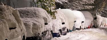 ¿Problemas para arrancar un motor frío en invierno? Este es el enorme esfuerzo que hace el coche cada mañana