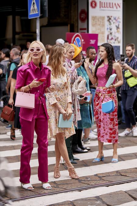 El street style e Instagram nos enseñan las principales tendencias de sandalias que se van a llevar este verano 2020