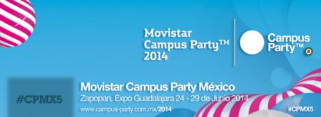 Campus Party 2014 se llevará a cabo del 24 al 29 de junio en Guadalajara