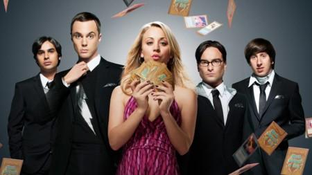 Protagonistas The Big Bang Theory