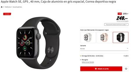Apple Watch Se Mediamarkt