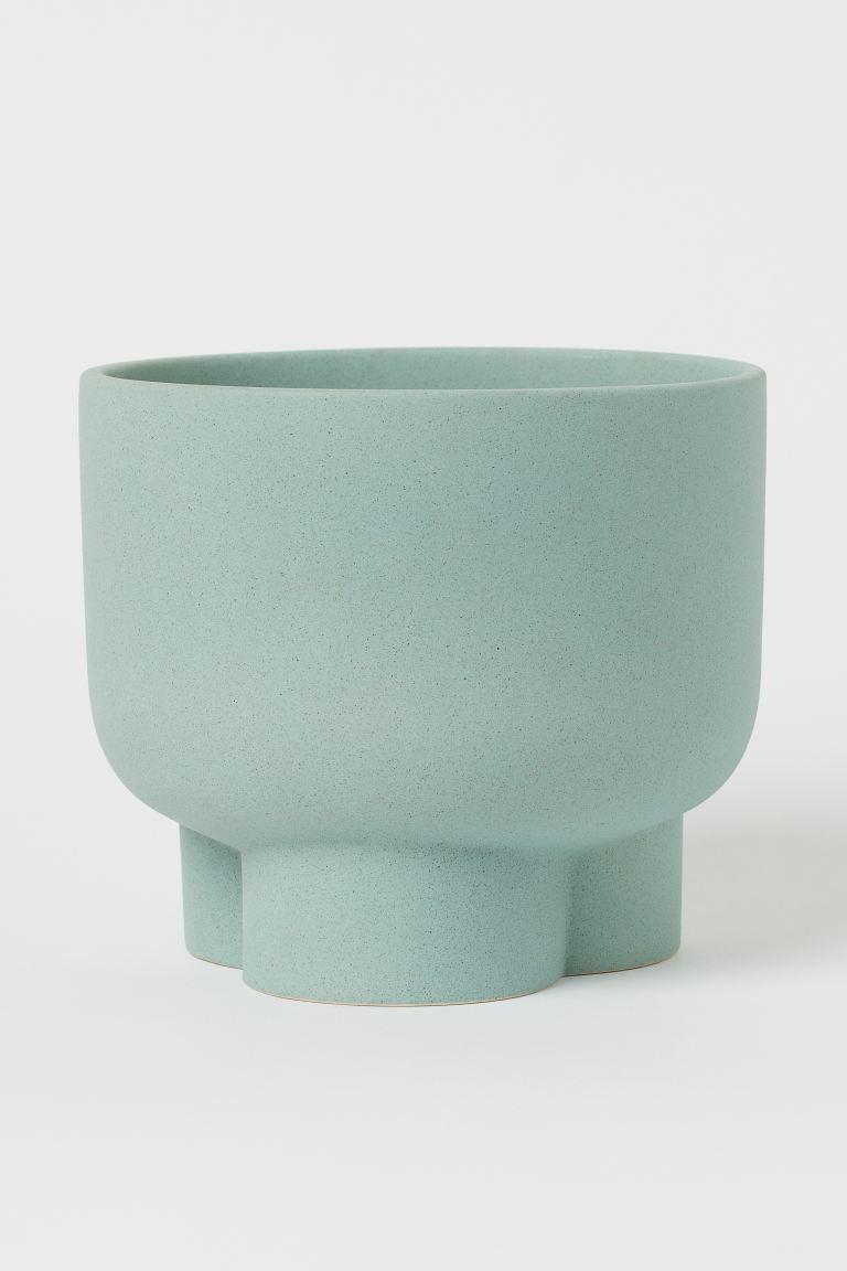 Macetero de cerámica de H&M