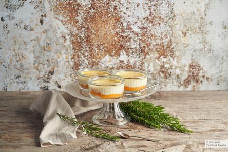 Crema de albaricoques y romero: receta dulce de temporada