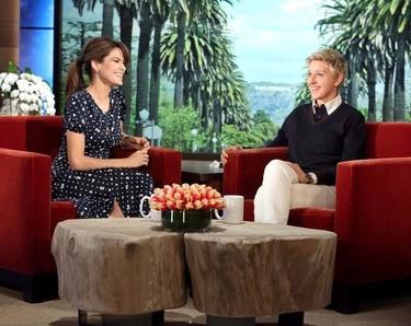 Y ahora va Ellen DeGeneres y ¿confirma embarazo de Eva Mendes?