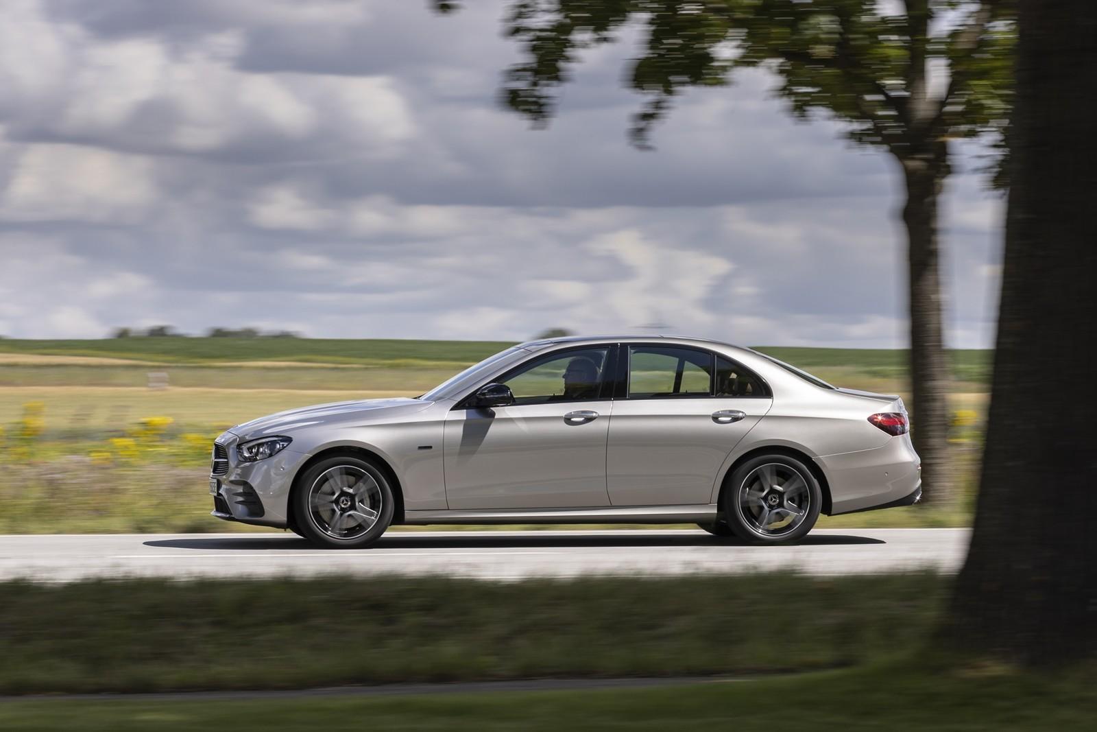 Foto de Mercedes-Benz Clase E 2020, prueba contacto (52/135)