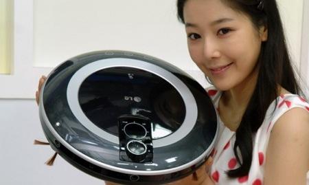 LG RoboKing mejora sus prestaciones
