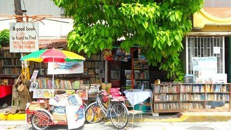 El hombre que fundó una biblioteca ¡en su propia casa!