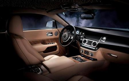Rolls-Royce Wraith 2013 interior