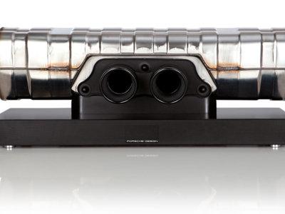 """¿A qué suena la música en un tubo de escape? Porsche Design te lo muestra, con todo """"lujo"""" de detalles"""