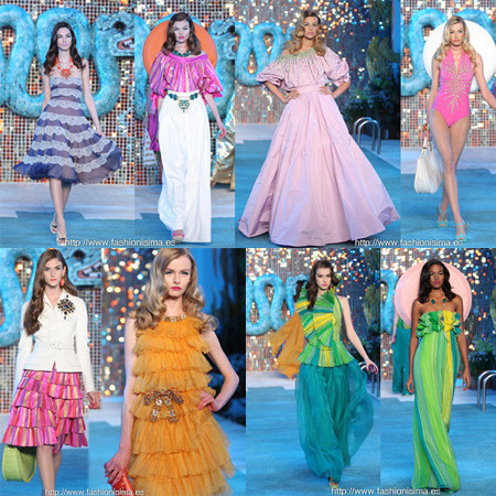 Colección crucero de Dior 2009