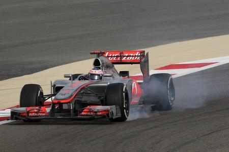 Fin de semana para olvidar para Jenson Button