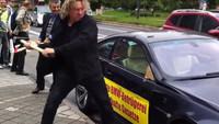 Dolorpasión™ adelantado: ese tipo que destrozó su BMW M6 en el Salón de Frankfurt
