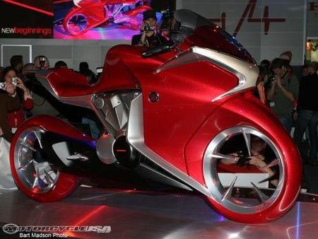 Honda V-Four Concept