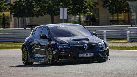 Renault Megane Rs Tc4 1
