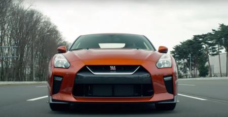 Video: Nissan GT-R 2017, las leyendas comienzan en algún lado