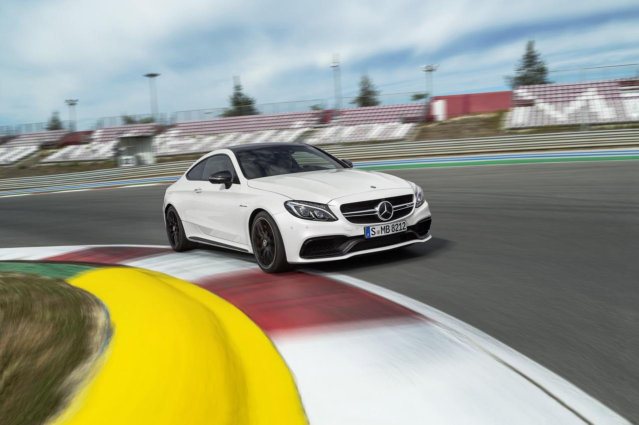 Foto de Mercedes-AMG C 63 Coupé 2016 (1/46)