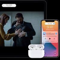 Los AirPods Pro serán compatibles con sonido 7.1 virtual y contarán con emparejamiento automático