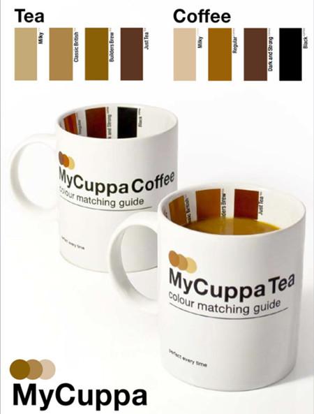 My Cuppa taza