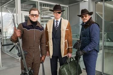 Si te gusta el vestuario de Kingsman, ahora puede ser tuyo en MR PORTER