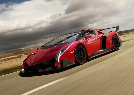 Lamborghini Veneno Roadster 2014 1280 01