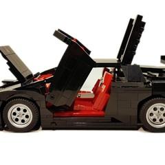 Foto 2 de 18 de la galería lamborghini-diablo-gt-lego-ideas en Motorpasión