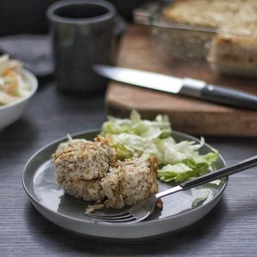 Kibbeh samak o pastel libanés de pescado, la receta que os transportará a Oriente Medio sin salir de casa