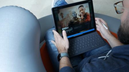 Apple prepara un teclado con trackpad para el iPad: la tablet de Apple cada vez se parece más a un portátil