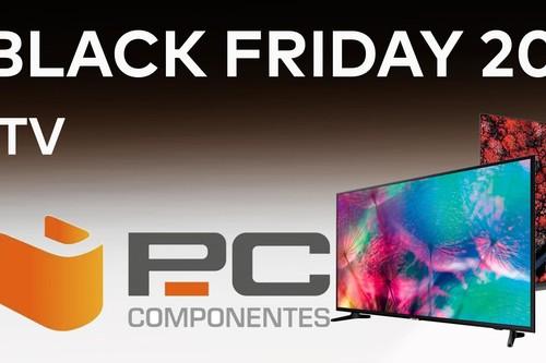 Black Friday 2019 en PcComponentes: las mejores ofertas de hoy en smart TVs
