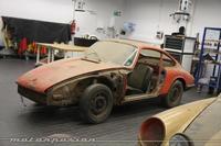 Se cae a trozos, pero Porsche restaurará este 911 Type 901